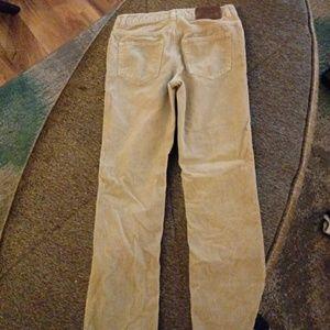 Boy size 10 Polo corduroy pants